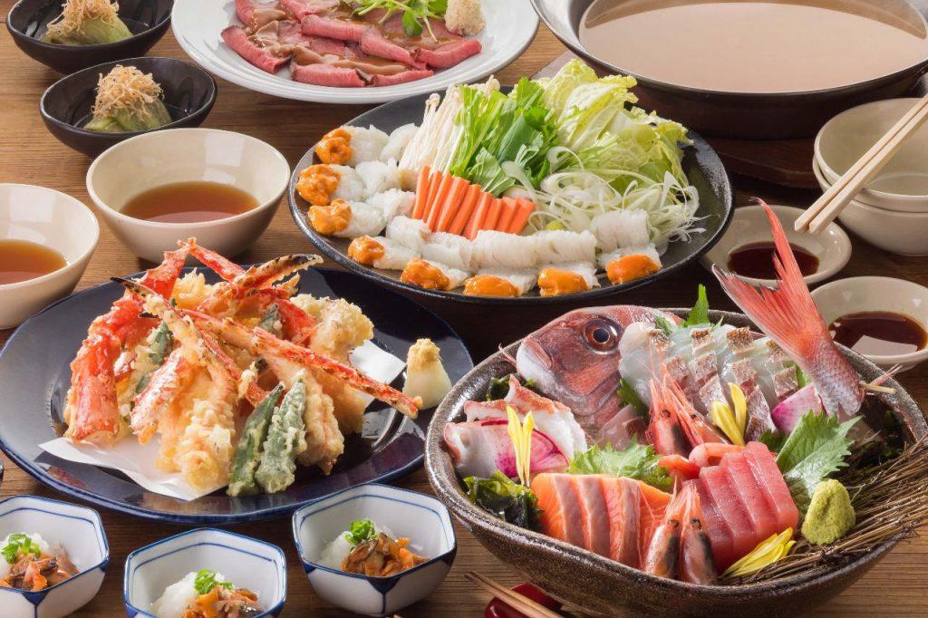 新宿で30人以上の宴会なら「北の味紀行と地酒 北海道 新宿西口店」がオススメ!