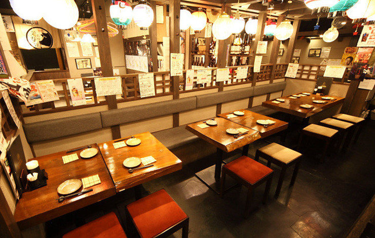 【吉祥寺】大人数の宴会・パーティーにぴったりなお店5選!