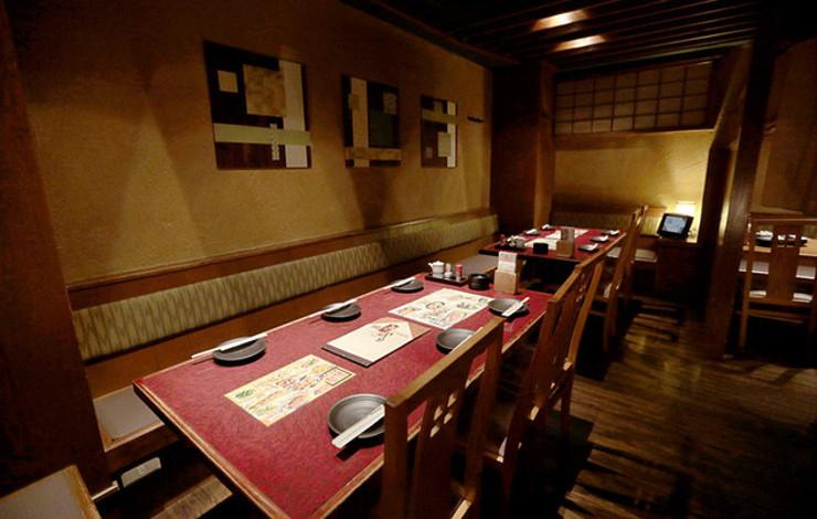 【赤坂】個室宴会なら三間堂で!京風おでんと地酒に締めのそばで決まり