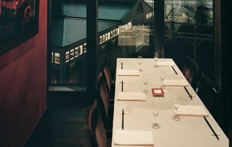 【汐留】昼はコスパ抜群のランチ!夜はワンランク上の宴会ができる店