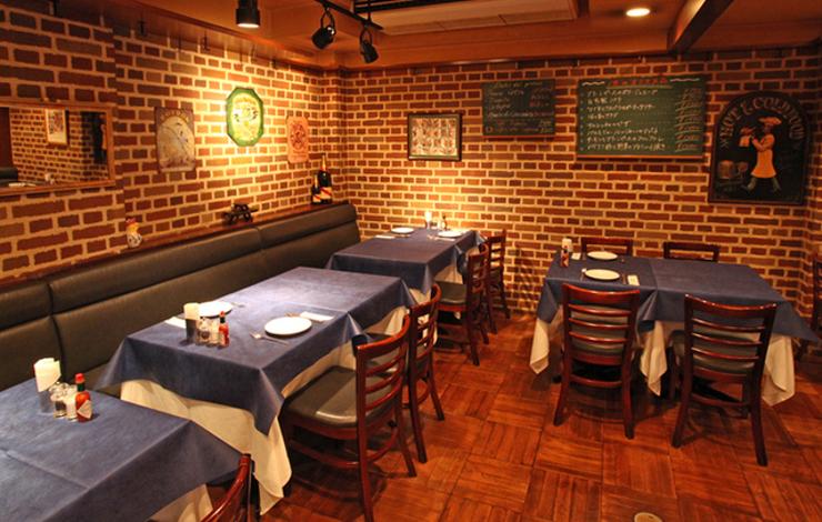 【新橋】老舗洋食店で貸切宴会OK!名物ピザのニコラス新橋店