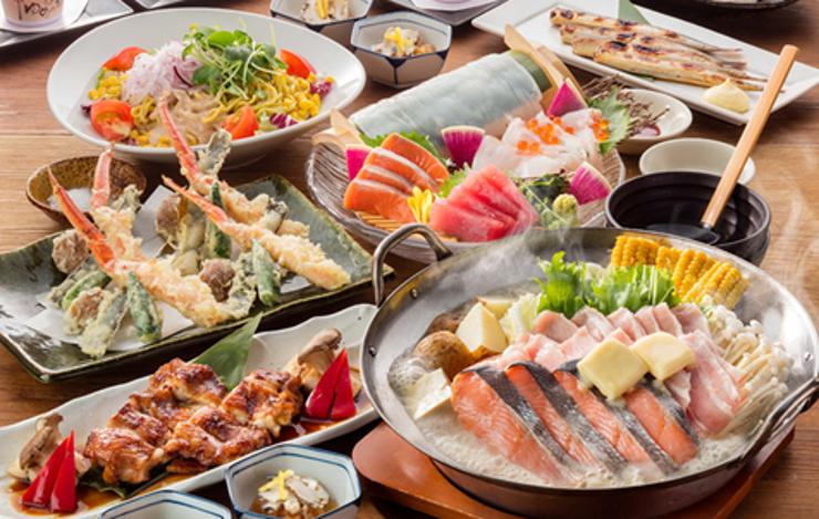 みんなが笑顔になれる「北の味紀行と地酒 北海道 武蔵小杉タワープレイス店」