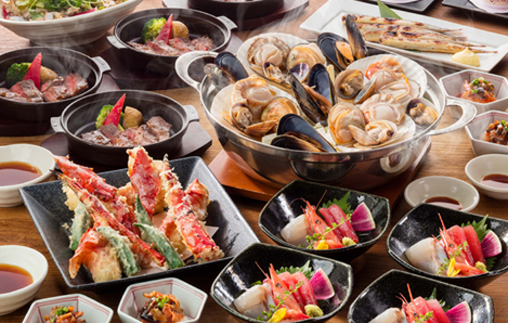 【立川】個室2人~130人まで大人数宴会もおまかせです