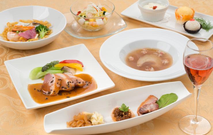 今日は中華料理でパーティー!知る人ぞ知る「招福門渋谷ヒカリエ店」