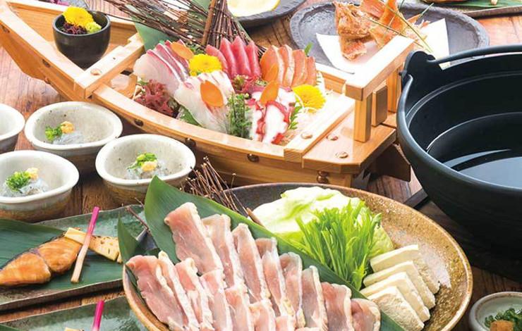 池袋で新鮮な海鮮料理が食べられるお店「炉ばた情緒 かっこ 池袋西口店」