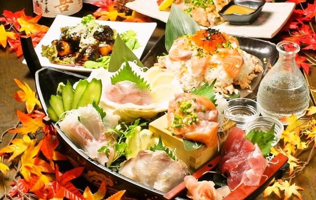 赤羽エリアで宴会するなら創作一品料理と串焼きが自慢の『赤羽籠太』で決まり!