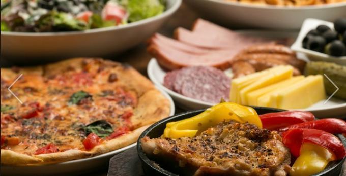 【渋谷】VERDEでピザやワインを堪能できる。20人以上の大人数宴会を!