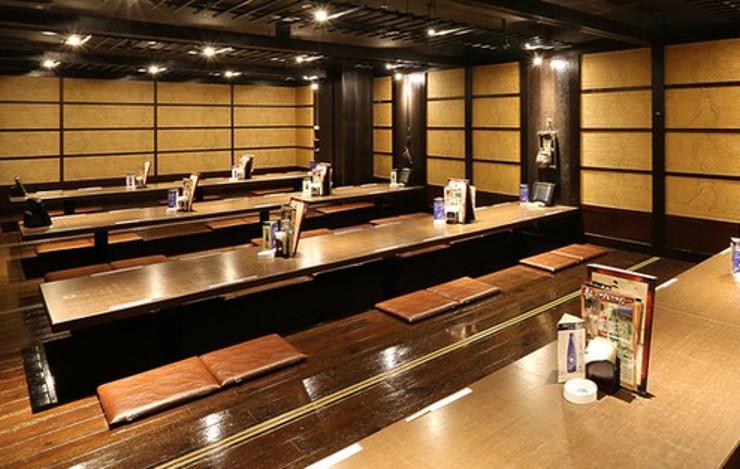 【赤坂見附】大人数宴会なら個室もある北の味紀行と地酒 北海道で