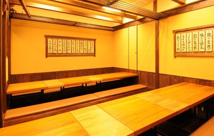 【木場】宴会にジャストサイズの店!てしごとやふくの鳥木場店