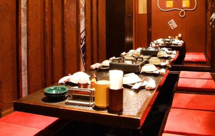 【西葛西】 宴会・パーティーに最適なお店「西葛西CHUBOはっぴ 南口店」