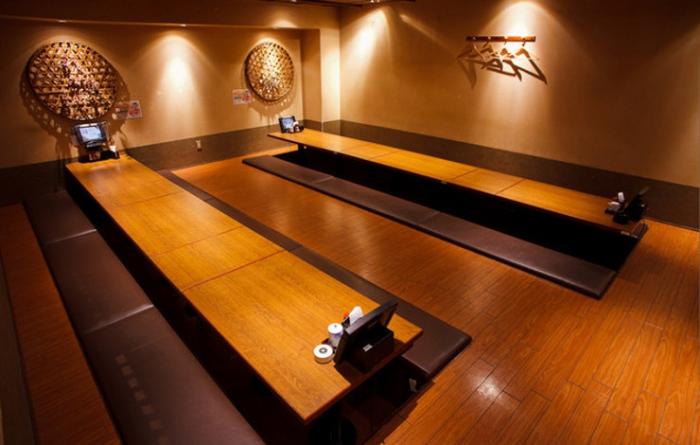 横浜駅から徒歩3分!大型宴会OK!横浜を望む居酒屋 三間堂横浜店