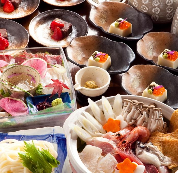 新宿で行列ができる和食屋さん。30人の宴会にも最適です【3選】