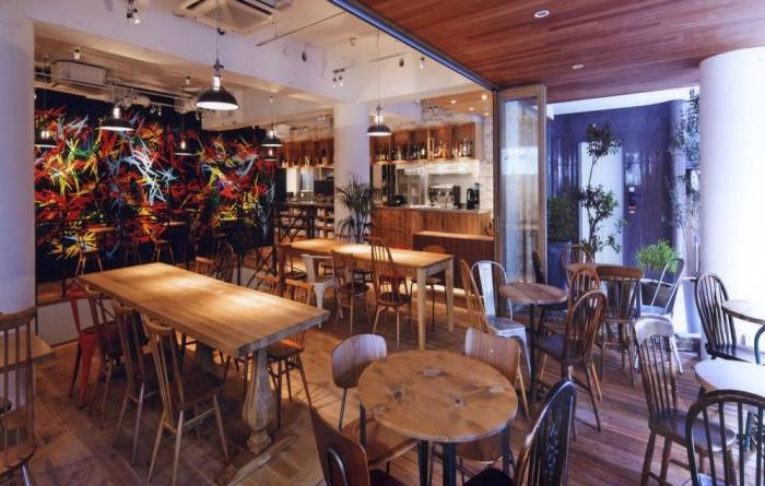 大型カフェで一味違った宴会が満喫できる!渋谷区神南にある「JINNAN CAFÉ」