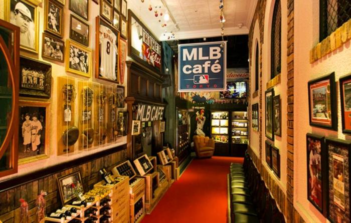 水道橋近辺で宴会を予定している人へ!MLB Cafe Tokyo 東京ドームシティ店について