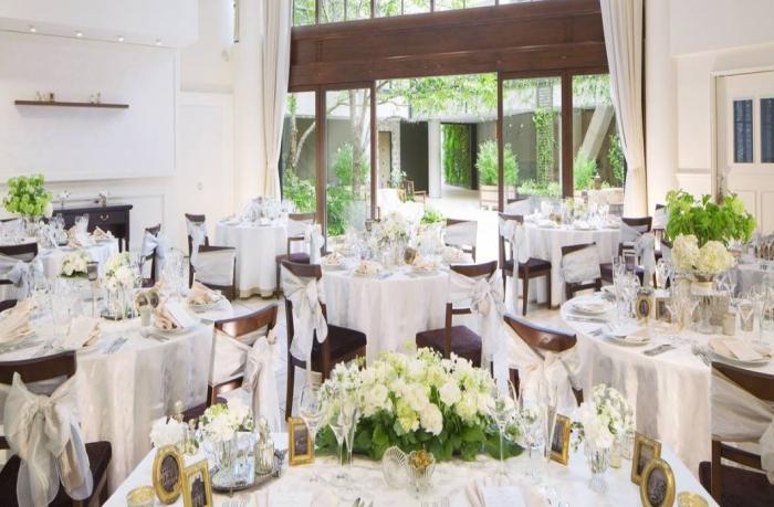 「パラッツォドゥカーレ麻布」は、六本木で宴会や結婚式を行いたい人へオススメです。!