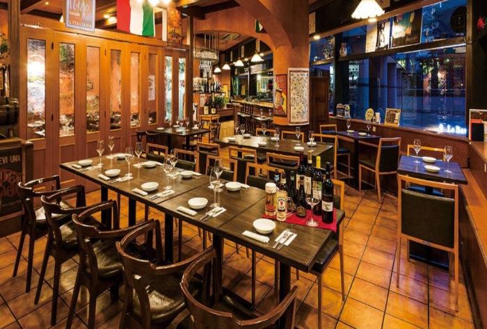 無農薬野菜が売りの「TOSCANA 神谷町店」。神谷町周辺で宴会をしたい方必見です!
