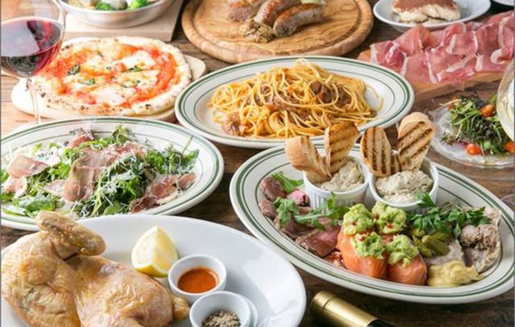 渋谷の宴会で美味しいピッツァとチキンはいかが?PIZZA&ROTISSERIE LA COCORICO 渋谷について
