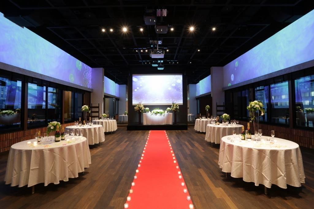 赤坂での宴会パーティーは「Linkage-047」で希望の演出を!